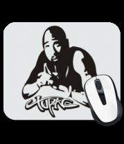 Коврик для мыши Tupac