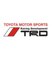 Женская футболка  Toyota motor sports