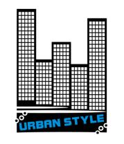 Коврик для мыши Urban style