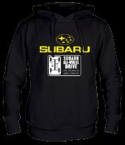 Толстовка Subaru