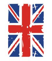 Толстовка без капюшона Британский флаг