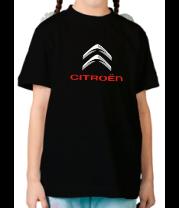 Детская футболка   Sitroen (Ситроен)