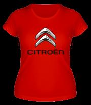 Женская футболка   Sitroen (Ситроен)