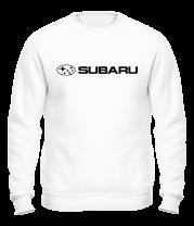 Толстовка без капюшона Subaru