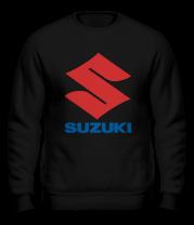 Толстовка без капюшона Suzuki