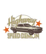 Кружка Speed demon