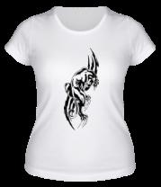 Женская футболка  Животное