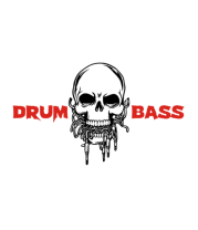 Кружка Drum And Bass Череп