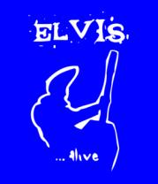 Мужская футболка с длинным рукавом Elvis