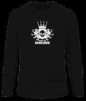 Мужская футболка с длинным рукавом King of DarkSide