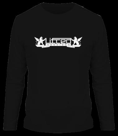 Мужская футболка с длинным рукавом Lifted Sessions