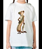 Детская футболка  Бак