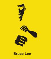 Детская футболка  Bruce Lee
