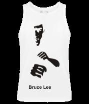 Мужская майка Bruce Lee