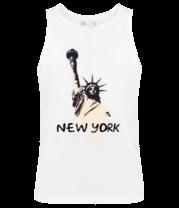 Мужская майка New York