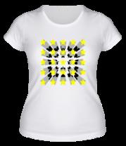 Женская футболка  Звезды