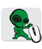 Коврик для мыши Инопланетянин
