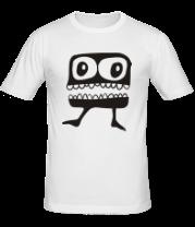 Мужская футболка  Монстр