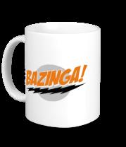 Кружка Bazinga