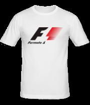 Мужская футболка  Formula 1