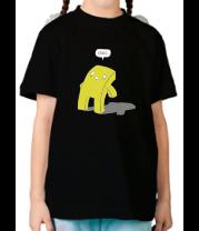 Детская футболка  Печенька OMG