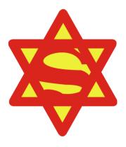 Кружка Супер Еврей
