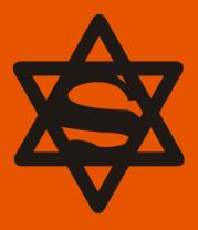 Мужская футболка  Супер Еврей