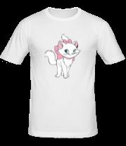 Мужская футболка  Коты аристократы