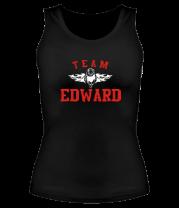 Женская майка борцовка Team Edward