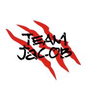 Женская майка борцовка Team Jacob