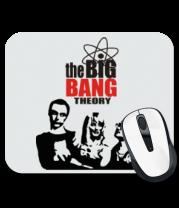 Коврик для мыши Теория большого взрыва