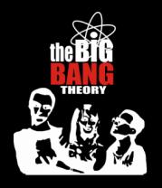 Толстовка без капюшона Теория большого взрыва