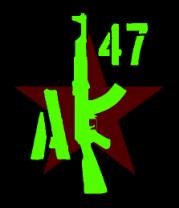 Толстовка АК-47 Русский огонь