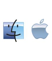 Детская футболка  Apple Mac OS