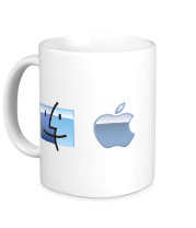Кружка Apple Mac OS