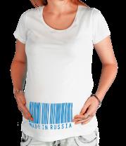 Футболка для беременных Made In Russia