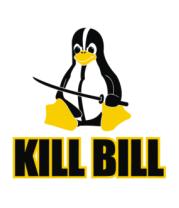 Женская майка борцовка Убить Билла