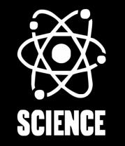 Женская футболка  Наука Шелдона