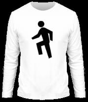 Мужская футболка с длинным рукавом LMFAO Party Rock