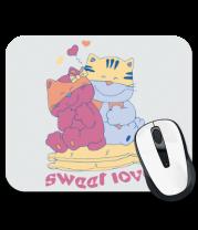 Коврик для мыши Sweet Love