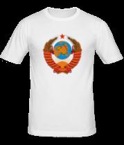 Мужская футболка  Герб СССР