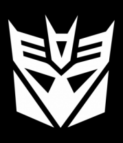 Женская футболка с длинным рукавом Transformers - Decepticons