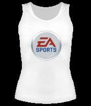 Женская майка борцовка EA Sports