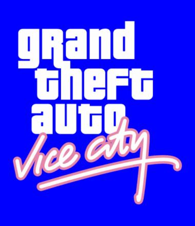 Мужская футболка  GTA Vice City