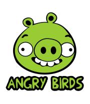 Трусы мужские боксеры Angry Birds