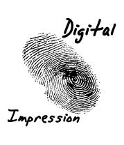 Женская футболка  Digital Impression