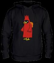 Толстовка Омская птица