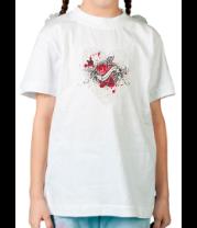 Детская футболка  Любовь Unconditional