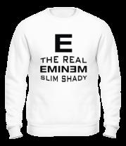 Толстовка без капюшона Eminem