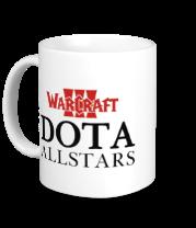 Кружка Warcraft dota